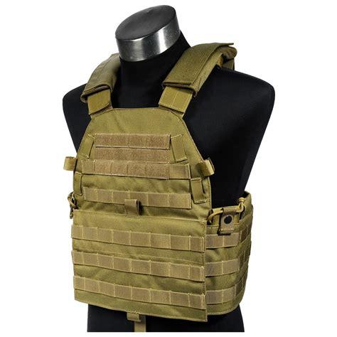 molle vest flyye new molle lt6094 vest khaki