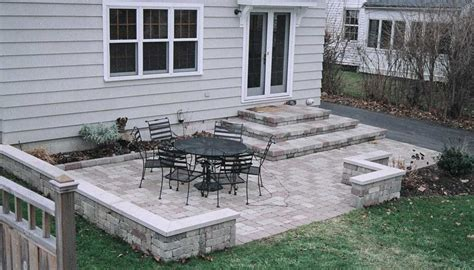 patio designs cheap landscaping gardening ideas