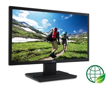 Acer Lcd Monitor K202hql 19 5 Inch acer k202hql led monitor 19 5 inch black