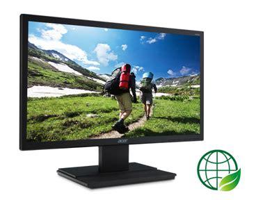 Monitor Acer K202hql 19 5 Inch acer k202hql led monitor 19 5 inch black