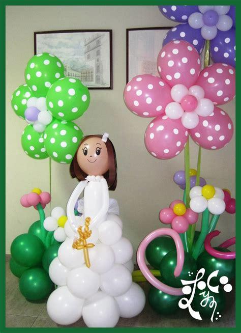 decoracion de comunion con globos mu 209 eca comuni 211 n globos valencia eleyce eventos valencia