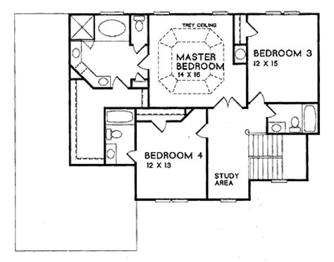 house plans with sunken living room sunken living room 2933kd architectural designs house plans
