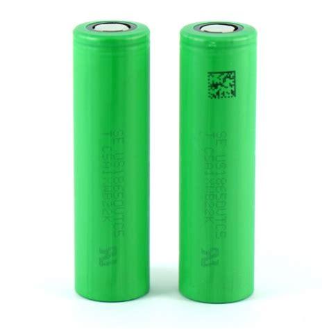 Sony Vtc6 18650 Lithium Ion Cylindrical Battery 3 7v 3000mah sony vtc5 18650 lithium ion cylindrical battery 3 7v 2600mah green jakartanotebook