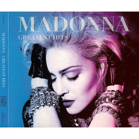 Cd Madonna greatest hits by madonna cd x 2 with galarog ref 115844751