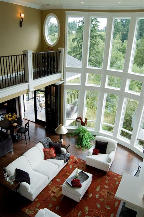 two story living room 1000 ideas about two story windows on two story fireplace living room windows and
