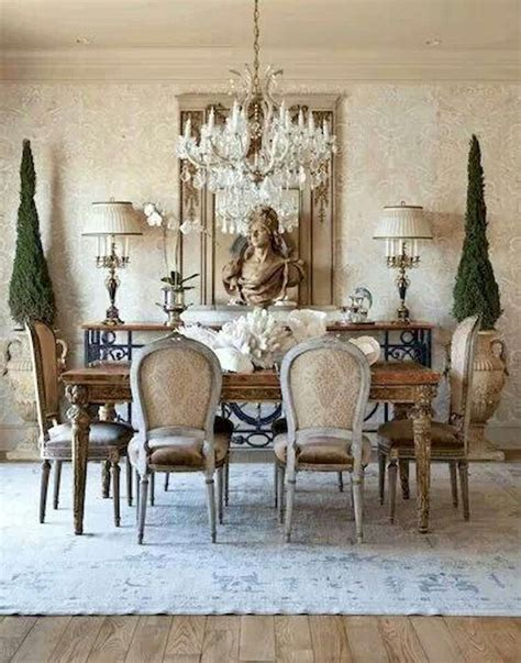 beautiful french country dining room ideas