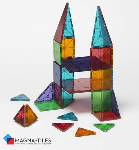 Magna Tiles Design Ideas by Gift Guide Parents Picks Features Vt Small Big Ideas