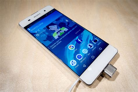 best sony mobile phone xperia xa sony puts best design into a low end smartphone
