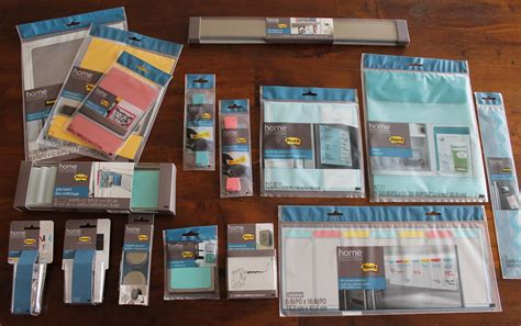 organizing tools the post it home collection clean