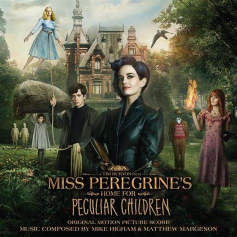 miss peregrine s home for peculiar children soundtrack