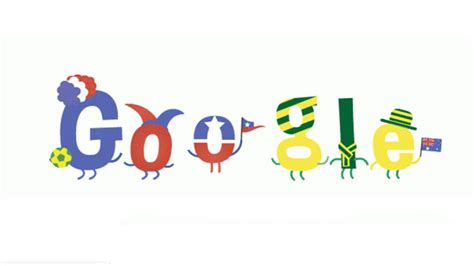 doodle world cup releases series of world cup 2014 doodles