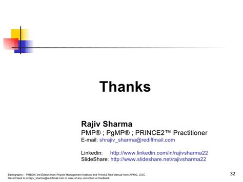 Pmp Mba Signature by Pmbok 174 Vs Prince2 174