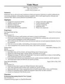 sle resume for server position resume for server sle