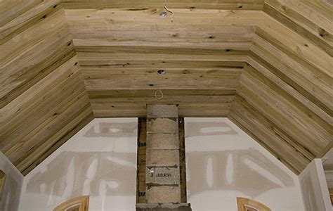 Ceiling Tongue And Groove Wood by The Bobtail Critter Sawmill