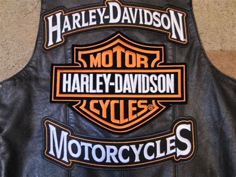 Diskon Harley Davidson Motor Cycles Patch harley davidson motorcycles 3xl rocker panel patches rockers only new look now ebay