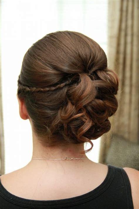 great updos for balls 24 best flower girl updos images on pinterest hair dos