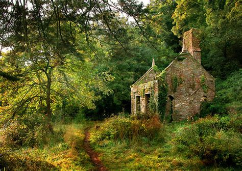 Devonshire Country Cottages by Abandoned House Inspiration The