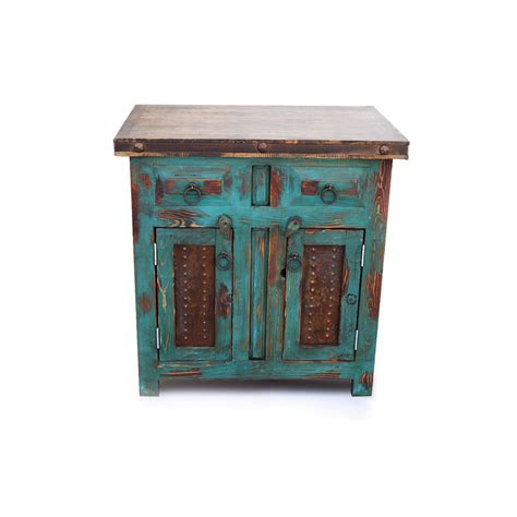 distressed bathroom vanities order distressed vanity with metal panels and crafted from 100 solid wood