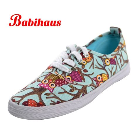 cutest sneakers free shipping 2015 new fashion sneakers owl graffiti