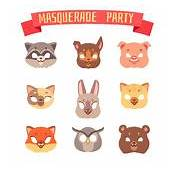 Funny Cartoon Masks Stock Photos Images &amp Pictures  121