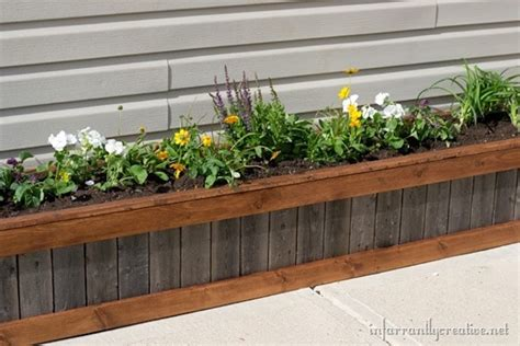 Unique Planter Box Ideas by 17 Creative Diy Pallet Planter Ideas For Diy Projects