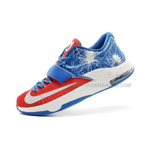 kd shoes for for sale on sale nike kd 7 vii custom royal blue