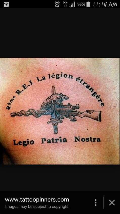 legion tattoo 14 best ffl tatoo images on foreign