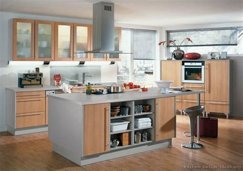 modern wood kitchen ideas with wooden kitchen grey tiles kitchen idea of the day modern light wood kitchen by