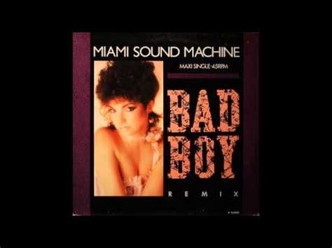 sound machine that sounds like a box fan miami sound machine bad boy extended version