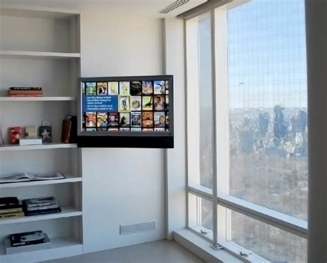 tv window mount get inspired hte home technology experts luxury