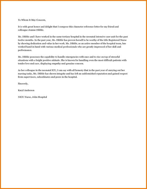 Recommendation Letter For Extension Scholarship Recommendation Letter Format Free Birthday