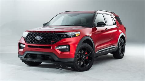 Ford Explorer St 2020 by 2020 Ford Explorer St And Hybrid Details On The New
