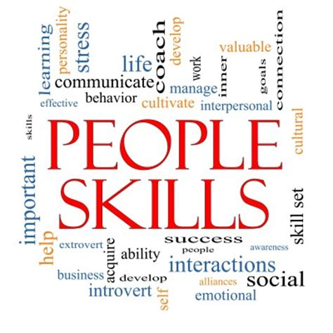 communication and interpersonal skills http