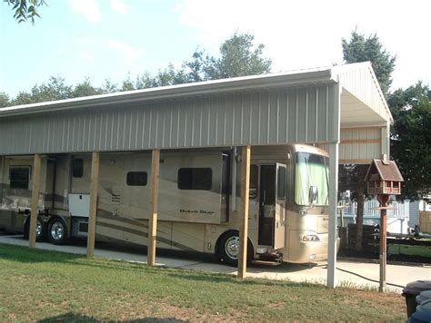Home Plans With Rv Garage by Panoramio Photo Of Rv Port Pole Building Garage