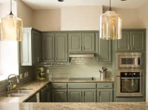 Kitchen cabinets green kitchen cabinets painting kitchen cabinets