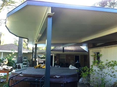 Insulated Aluminum Patio Cover by Insulated Patio Cover Cost Patio Furniture