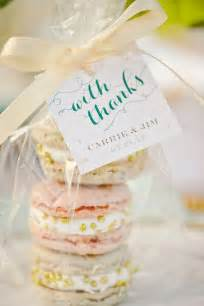 Macaroon Wedding Favor by 25 Best Ideas About Macaroon Wedding Favors On