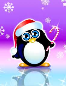 holiday penguin clip profit of education