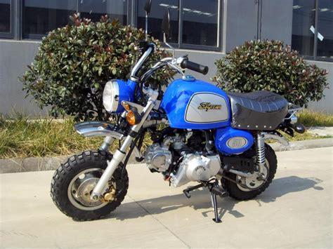 Motorrad 125 Ccm Helm by Skyteam St 50 8a 50ccm Gorilla Nachbau Skyteam Motorrad