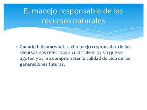 el eco de las se 241 oras de santiago manejo responsable de los recursos naturales