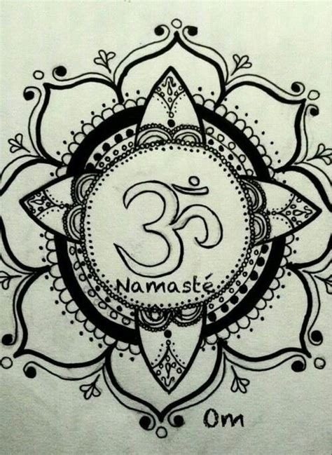 om tattoo hd yoga namaste symbol yoga pinterest hands yoga and