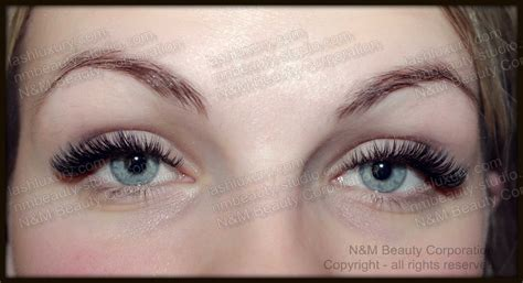 4d 5d 6d volume eyelash extensions