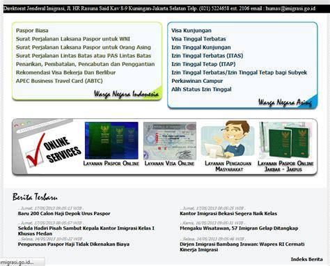 pembuatan paspor online di tangerang maple pembuatan paspor online