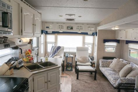 quick easy remodel projects  transformed  rv