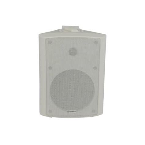 Wall Speaker Toa adastra bp6v w 40w 100v 6 5 quot weatherproof wall speaker white adastra from inta audio uk