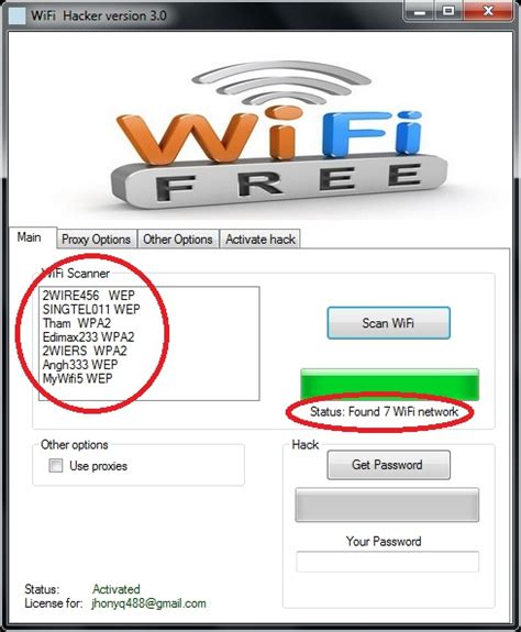 wifi password hack android wifi password tool v5 3 android