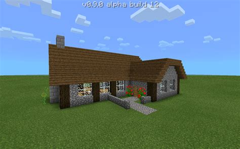 simple minecraft house simple cobble house decorated and made by me a map requested by twinkleninja includes