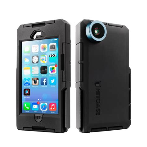 hitcase pro waterproof for iphone 5 5s black cell phones accessories