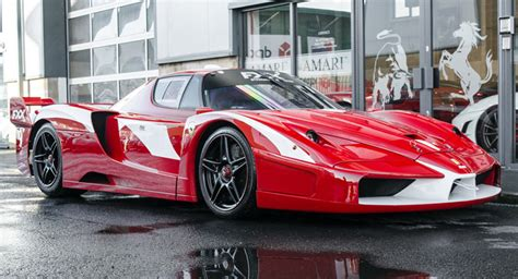 fxx evoluzione stradale relisted for a relatively