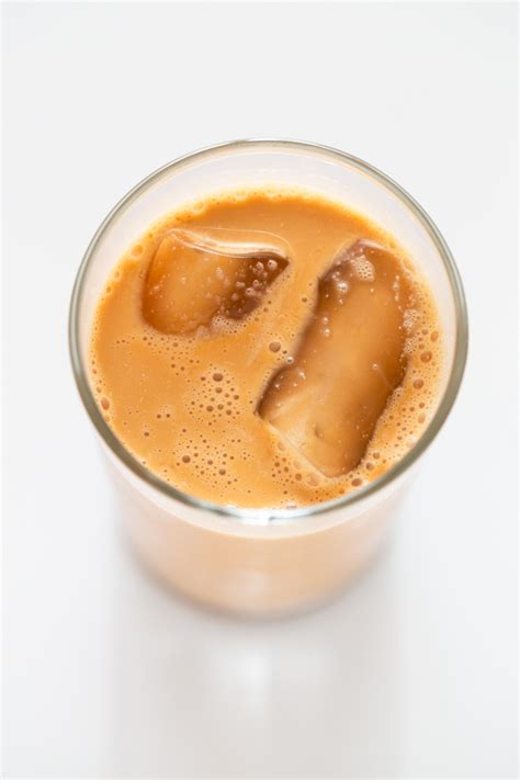 Thai Tea A Classic Thai Iced Tea With Sweet Condensed Milk vegan thai iced tea simple vegan